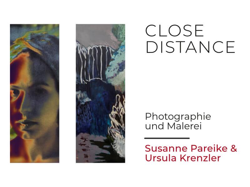 Close Distance | Ausstellung von Ursula Krenzler und Suasanne Pareike
