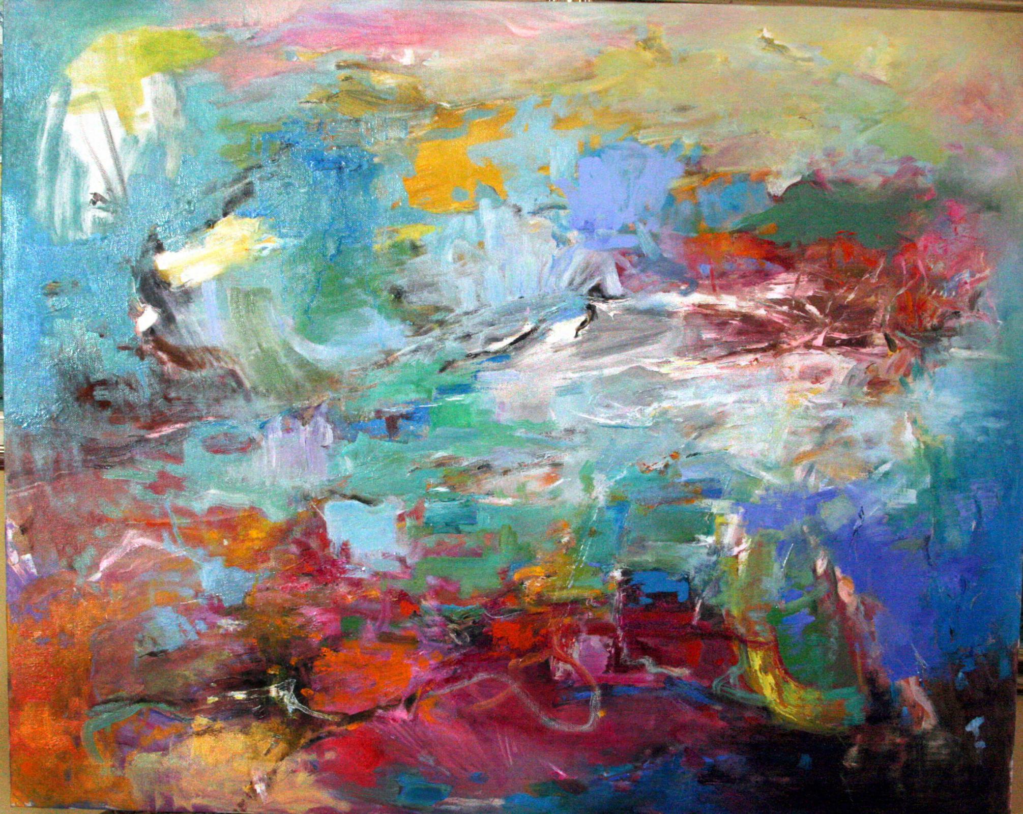 Light and colour as an internal enlightement