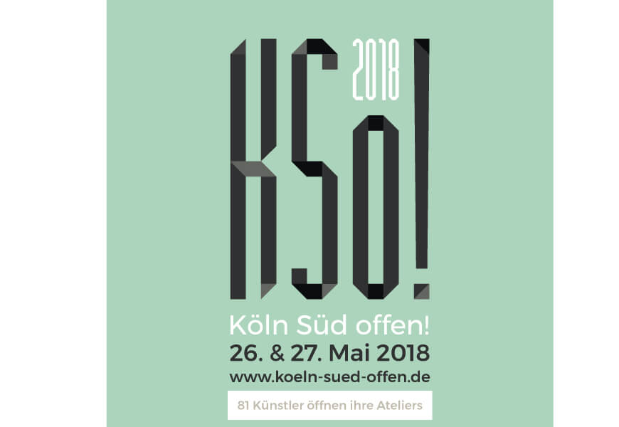 Köln Süd offen 2018 | Herzliche Einladung zur Eröffnung am 25. Mai 2018