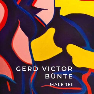 Gerd Victor Bünte Künstler 17.09.2019 - 14:22