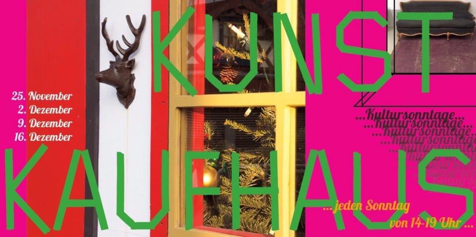 Kunstkaufhaus | Weihnachtsmarkt in der Halle Zollstock