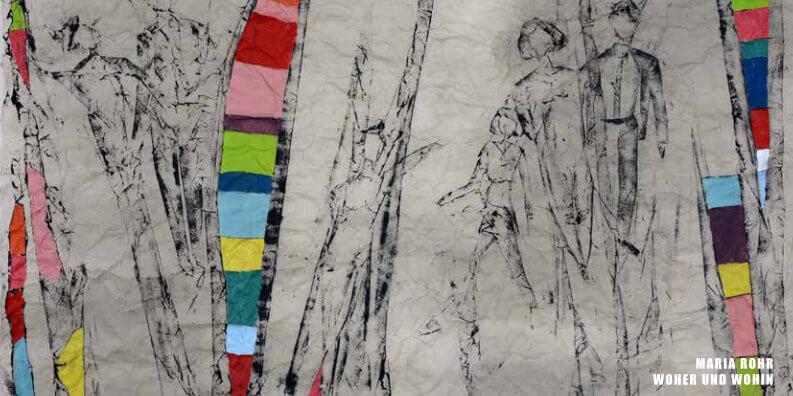WOHER UND WOHIN | Ausstellung im Kunstverein Nümbrecht