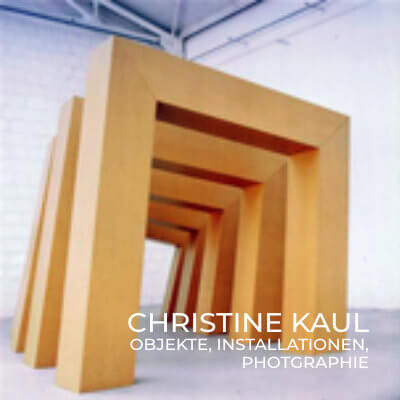 Christine Kaul Künstler 17.09.2019 - 14:22