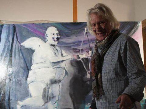 Ulrich Haß - Malerei