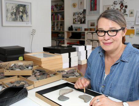 Ulla Philipp - Malerei, Objekte, Zeichnungen