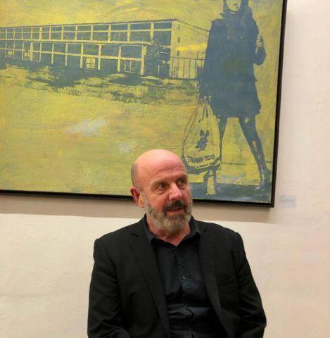 Helmut Stürtz - Collagen, Malerei, Objekte, Papierarbeiten