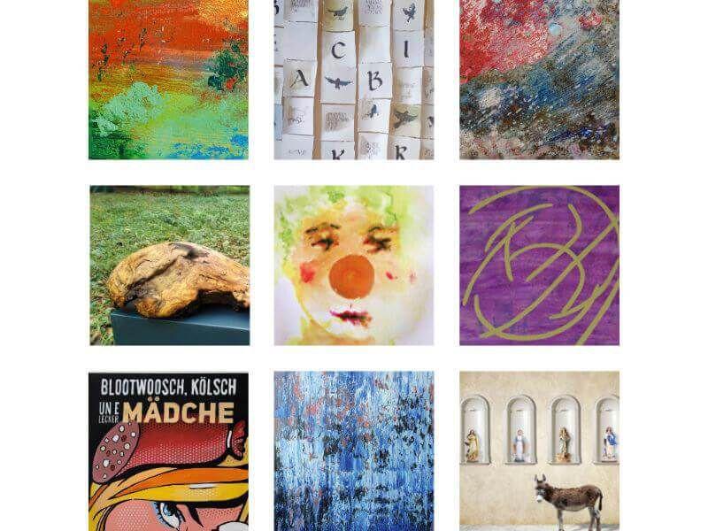 Salon d'art | Gruppenausstellung im Frühjahr 2020
