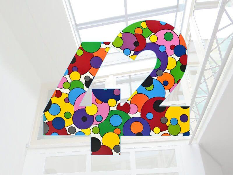 42! | Gemeinschaftsausstellung Juni / Juli 2020