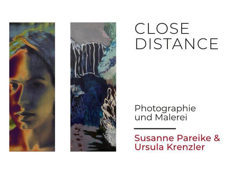 Close Distance | Susanne Pareike & Ursula Krenzler