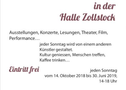 Halle Zollstock 18.07.2019 - 17:12