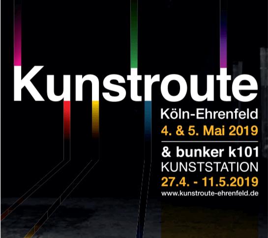 Kunstroute Ehrenfeld   4. & 5. Mai 2019