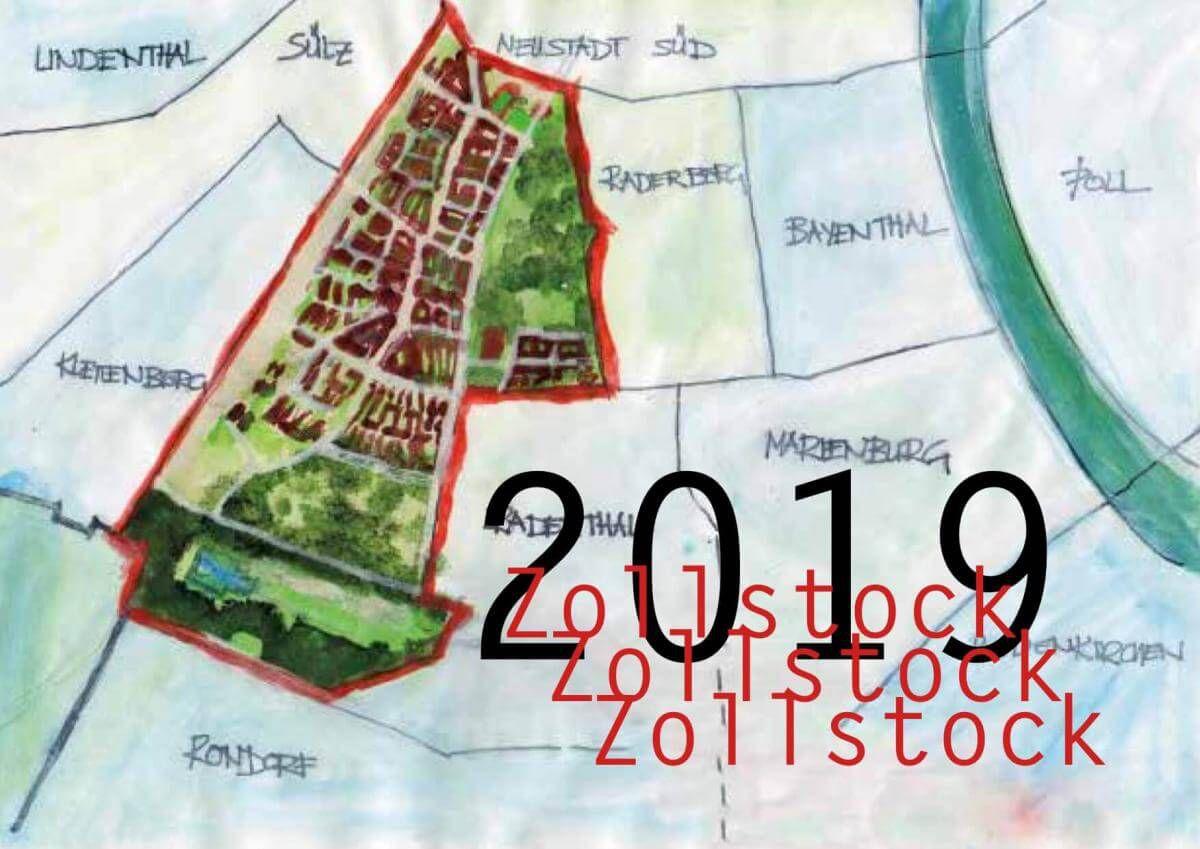 Zollstockkalender 2019 |