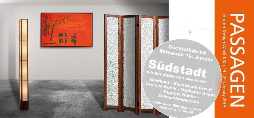 denk barnützlich - Interior, Objekte, Art | Passagen 2019