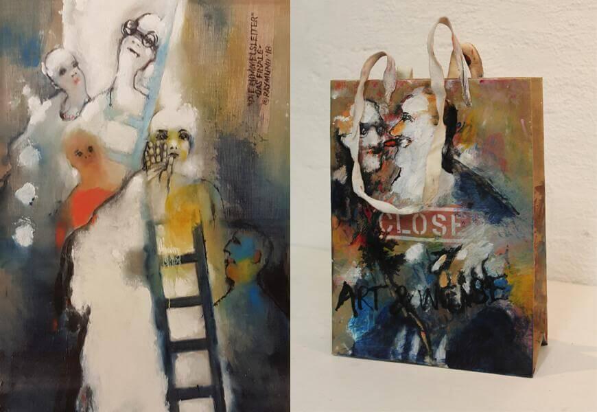Auszüge aus 6 Zyklen 2014 bis 2018 | Ausstellung von Raymund Richter