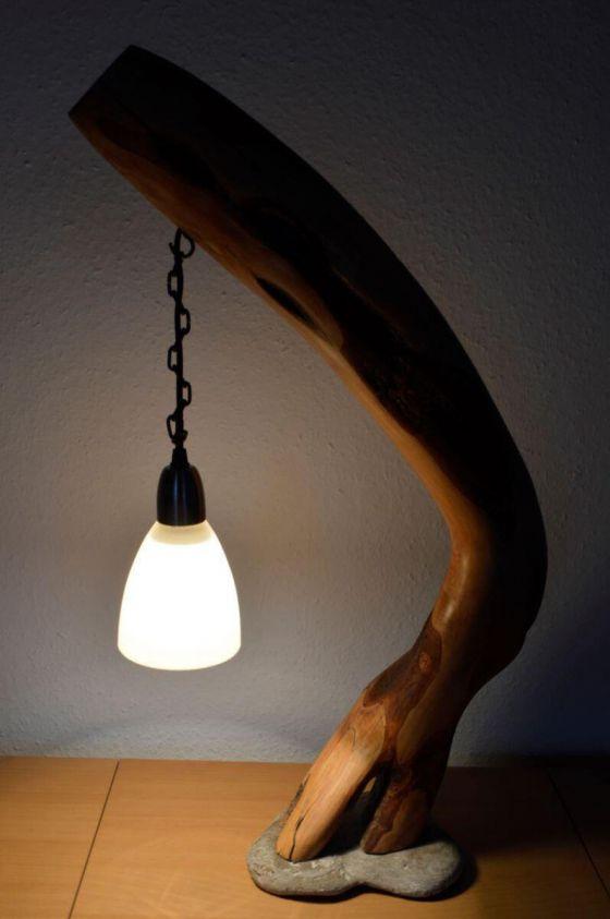 Skulptur Walking Light