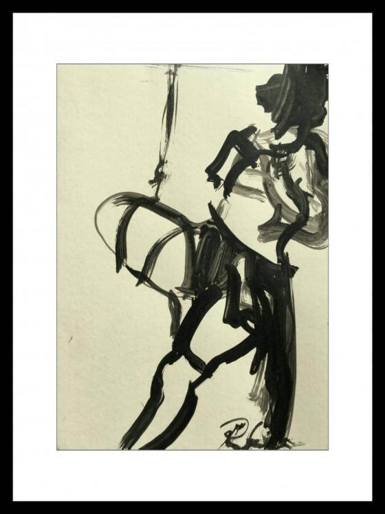 Shibari Skizzen 02.06.2020 - 10:04