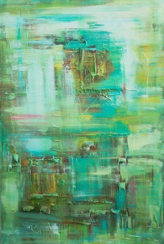 Abstrake Landschaft 29.05.2020 - 22:15