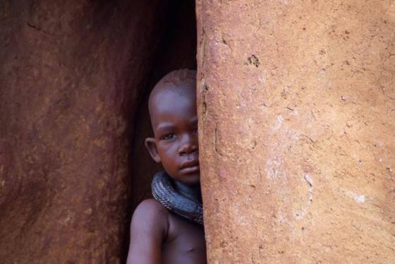Anja Kemper - Photographie- Ovahimba-Junge 3