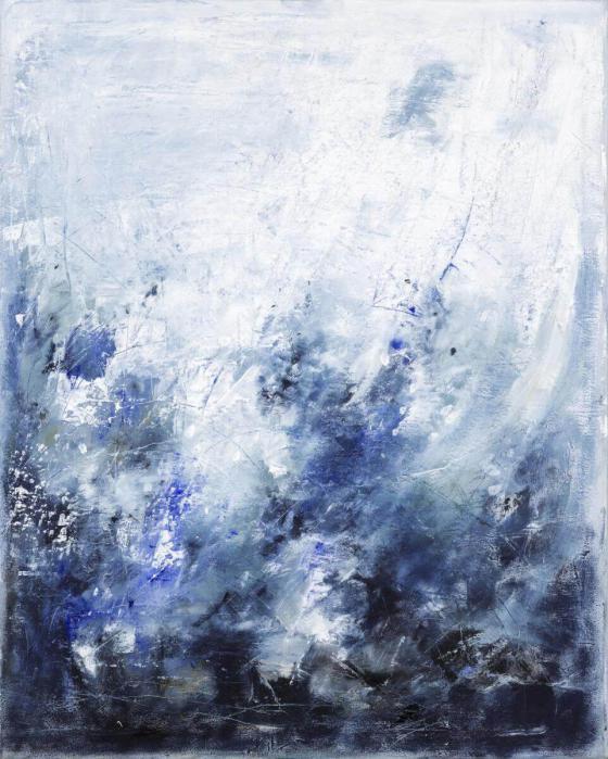 abstrakte Meerlandschaft 23.01.2020 - 05:52