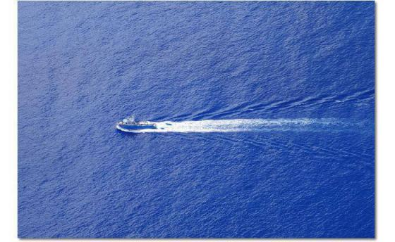 Steffen Schmoll - Photographie- Blaues Boot