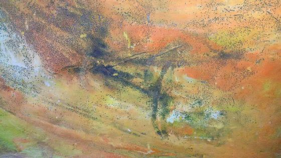 <em>kunstwerk/artwork bearbeiten</em>: Cosmic Turn 18.07.2019 - 12:55