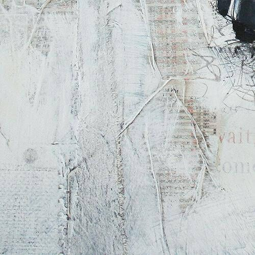 Michaele Helker - Collagen, Malerei- HOMOmobilis_1010