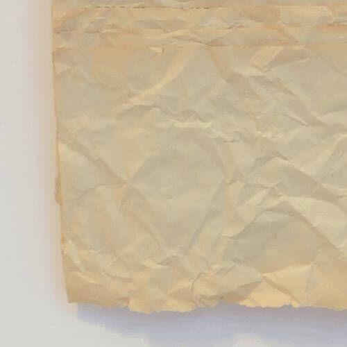 Ursula Traschütz - Objekte, Papierarbeiten- Die Lehre, der Leere