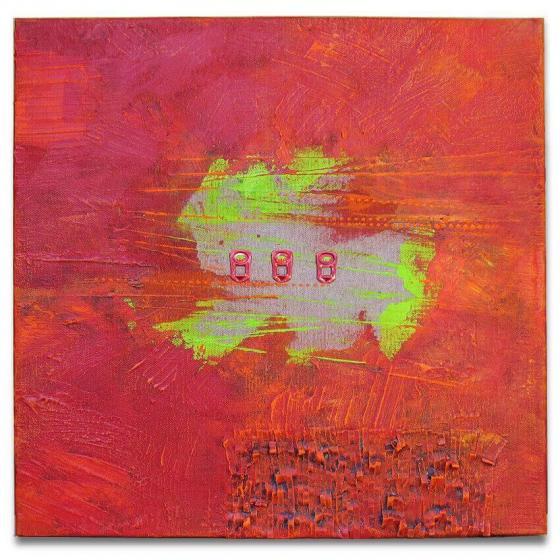 leuchtende Rottöne und grüne Akzente 01.06.2020 - 06:48