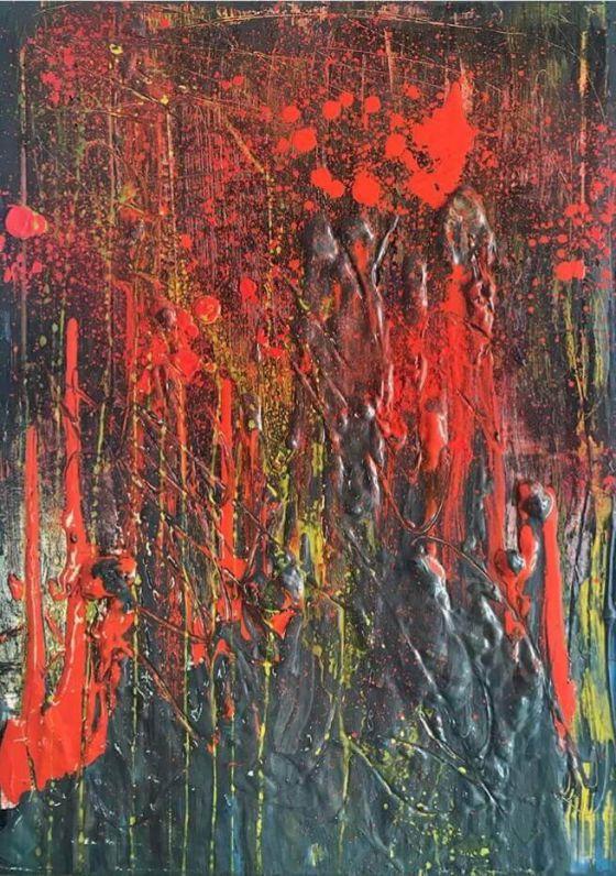 <em>kunstwerk/artwork bearbeiten</em>: Ohne Titel. 20.04.2020 - 21:45