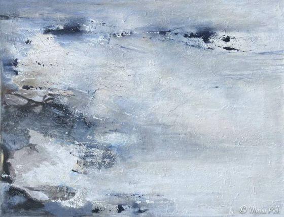 Meerlandschaft abstrakt 17.04.2021 - 18:16