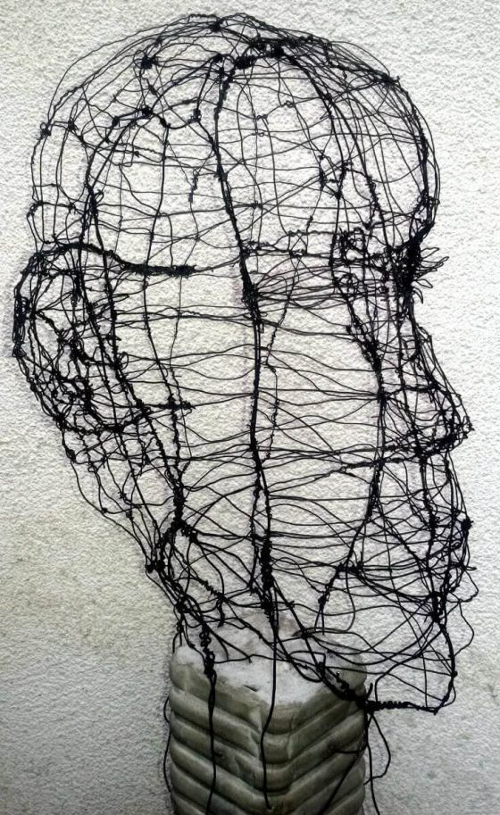 <em>kunstwerk/artwork bearbeiten</em>: Multicultural Head 09.07.2019 - 12:10