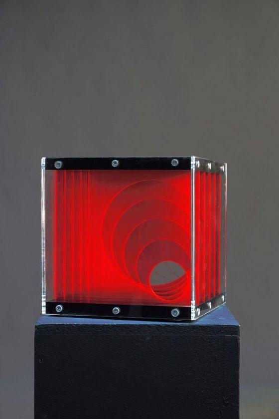 Christine Kaul - Objekt I - Skulptur