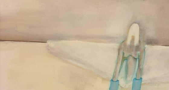 Tanja Reitz - silent room - Malerei