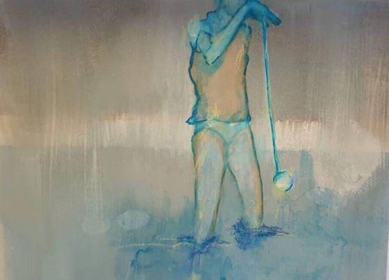 Tanja Reitz - immerzu - Malerei