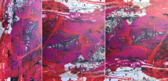 <em>kunstwerk/artwork bearbeiten</em>: Purpurrote Wolke 09.02.2020 - 15:47