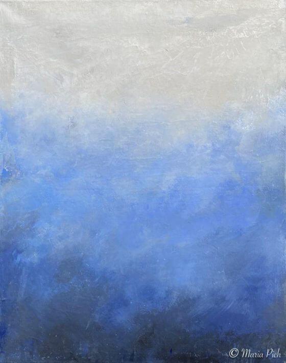 Meer und Himmel 17.04.2021 - 18:20
