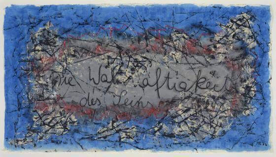 <em>kunstwerk/artwork bearbeiten</em>: Die Wahrhaftigkeit des Seins 03.12.2019 - 16:32