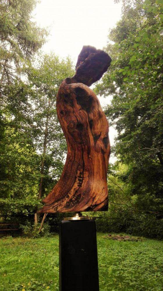 Skulptur Art d' Olive (Emily) 12.04.2021 - 16:54