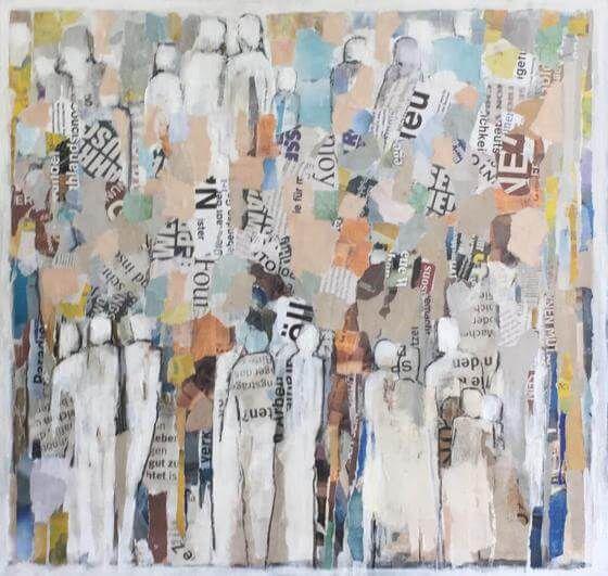 <em>kunstwerk/artwork bearbeiten</em>: Ins Leben 22.07.2019 - 12:27