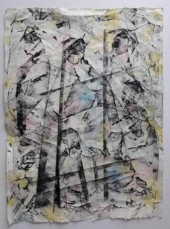 <em>kunstwerk/artwork bearbeiten</em>: In der Stadt 30.11.2019 - 17:33