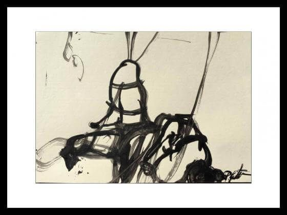 <em>kunstwerk/artwork bearbeiten</em>: 2017 Shibariskizze A4- 1 02.12.2019 - 14:08