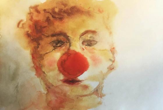 Jonny der Clown