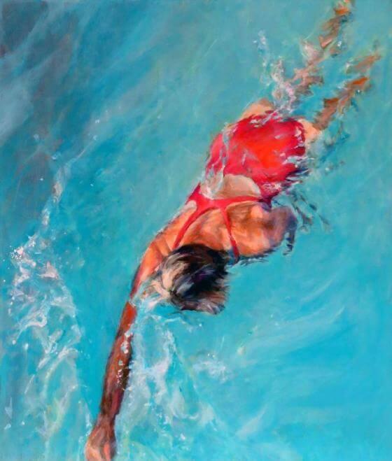 Schwimmerin II 28.07.2017 - 18:04