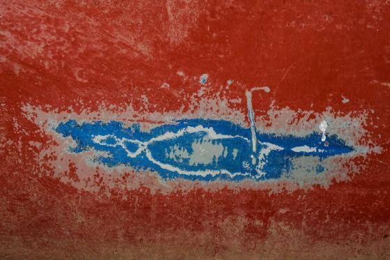 <em>kunstwerk/artwork bearbeiten</em>: Boat Hull Detail XI 02.03.2020 - 21:26