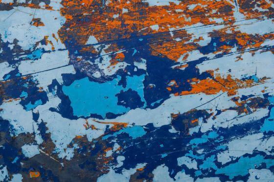 <em>kunstwerk/artwork bearbeiten</em>: Boat Hull Detail X 02.03.2020 - 21:26