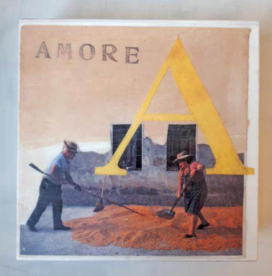 <em>kunstwerk/artwork bearbeiten</em>: Amore 06.06.2020 - 10:20