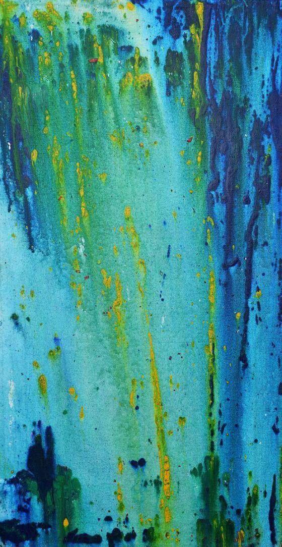 <em>kunstwerk/artwork bearbeiten</em>: Water Flow 18.07.2019 - 13:07