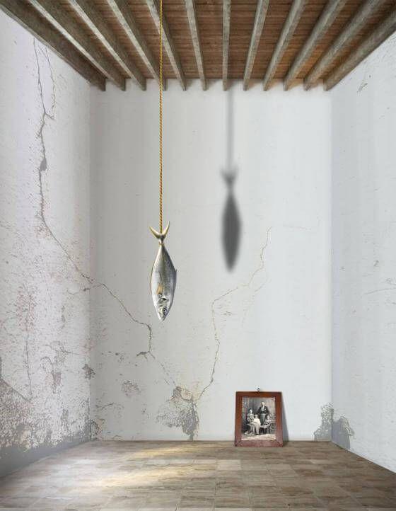 <em>kunstwerk/artwork bearbeiten</em>: Fisch I 09.04.2020 - 21:21