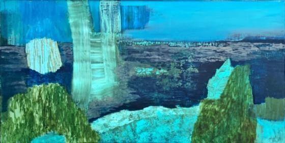 Ursula Krenzler - Phantasma - Malerei
