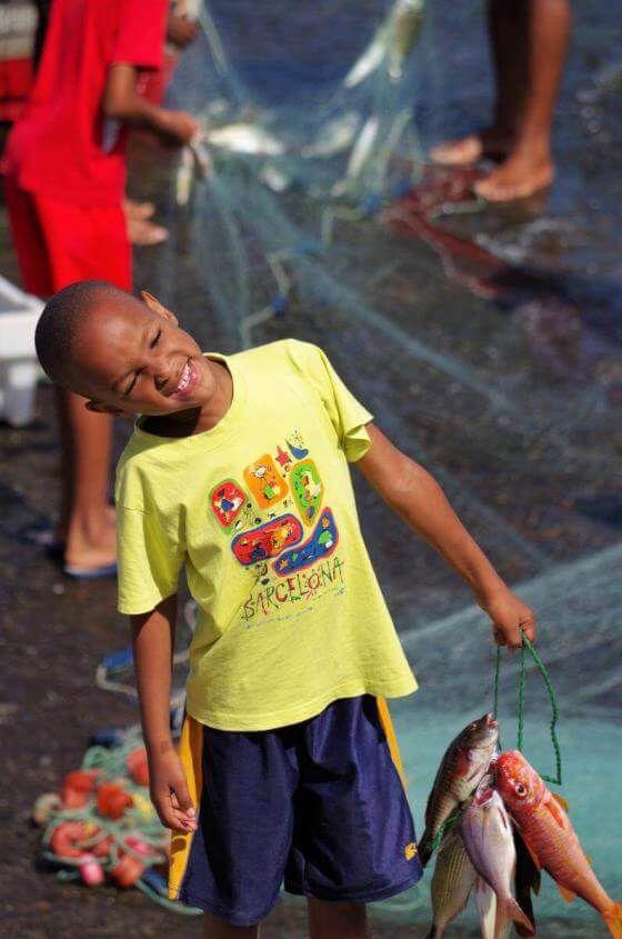Gewicht der Fische in Ponta do Sol 22.05.2017 - 21:42
